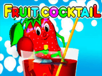 Автомат Fruit Cocktail на бонусы