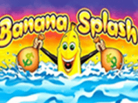 Автомат с бонусами Banana Splash