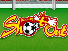 Играйте в онлайн казино в автомат Penalty Shootout